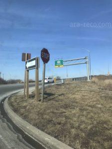 カナダ高速道路